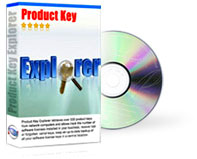 Product Key Explorer enables you to quickly recover over 3000 popular software product keys