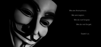 Anonymous hackers take down Mossads website against Gaza attacks