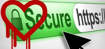 Heartbleed exploit allows to extract private encryption keys from vulnerable websites