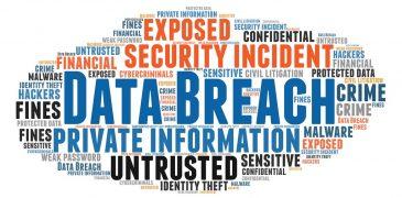 security incident data breach